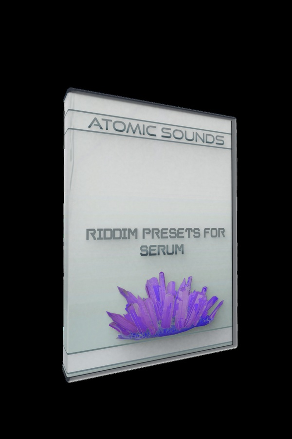 Atomic Sounds - Riddim Presets For Serum