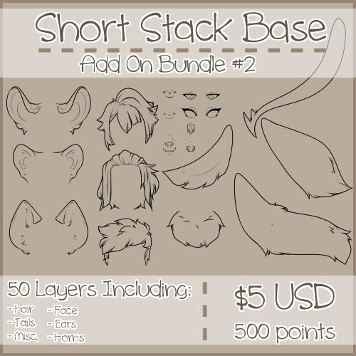 Short Stack Add On Bundle #2