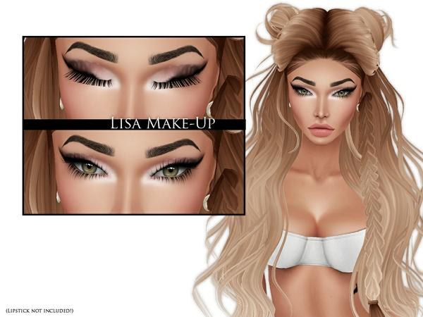 IMVU Texture - Skins by Lee - Make-up Lisa