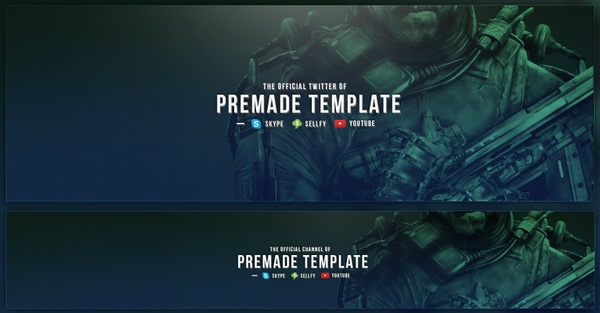 ''Optic Soldier'' Social Media Revamp