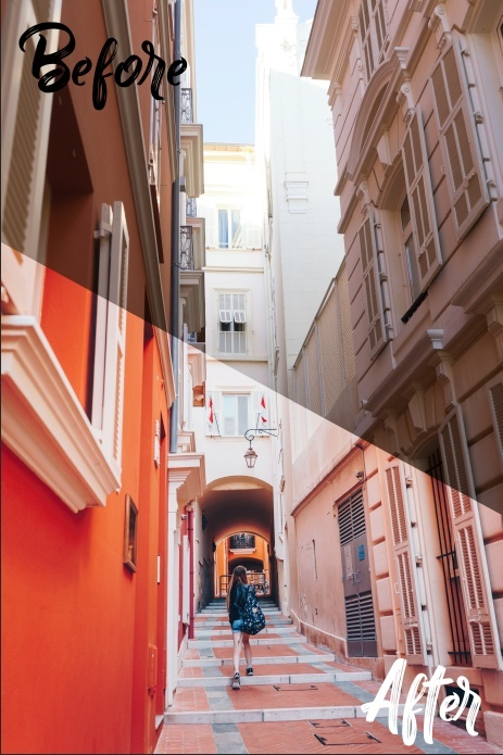 Monaco - Lightroom Preset - Will Lamerton (@willlamerton)