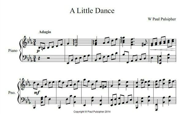 A Little Dance