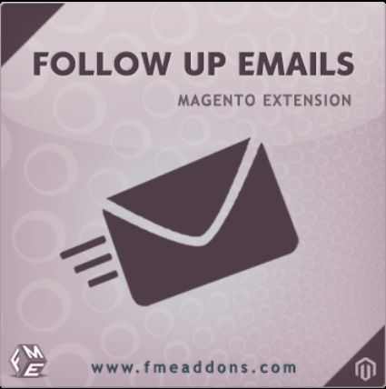 Follow Up Email Marketing Module For Magento