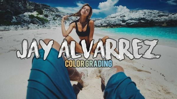 FREE Jay Alvarrez Color Grading LUT