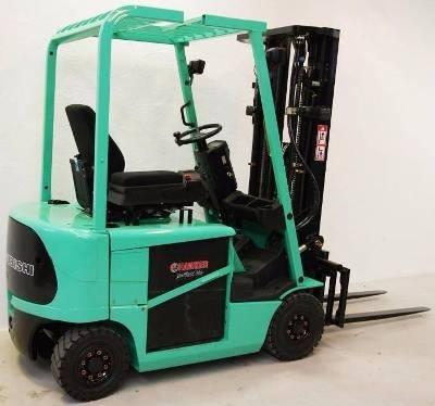 Mitsubishi Electric Forklift Truck FB-Series: FB16K, FB18K, FB20KC Workshop Service Manual