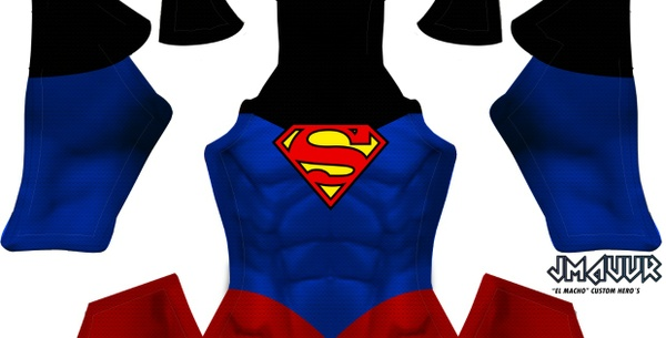 Superboy (with texture)