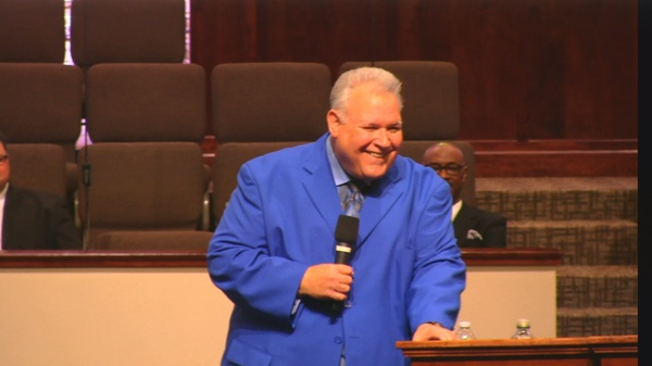 """Rev. Mike Anderson 03-13-16am """" When the Serpent Becomes Your Savior """" MP4"""