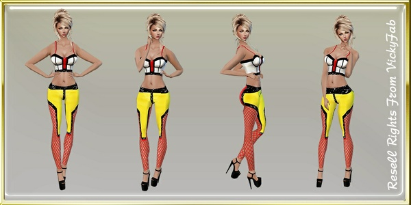 Rhianna Outfit Catty Only!!!