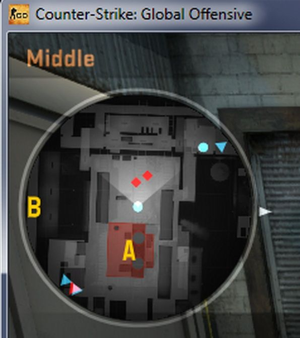 Counter-Strike : Global Offensive Radarhack (Automatic update) Forever undetected