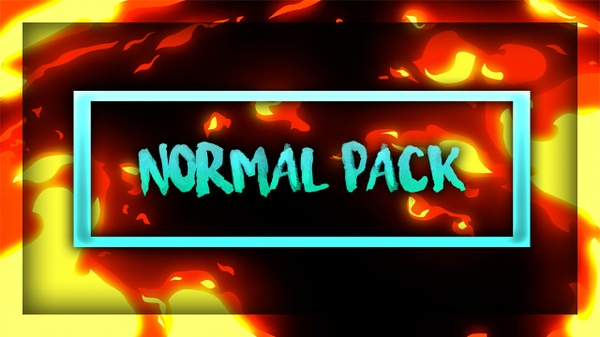 TeaWap Cartoon FX Normal Pack