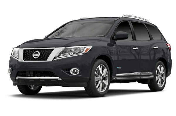 2014 Nissan Pathfinder R50 series Repair Service Manual