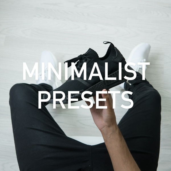 MINIMALIST PRESETS