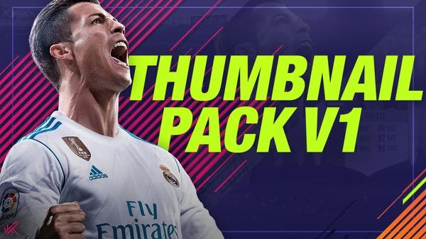 FIFA 18 THUMBNAIL PACK V1