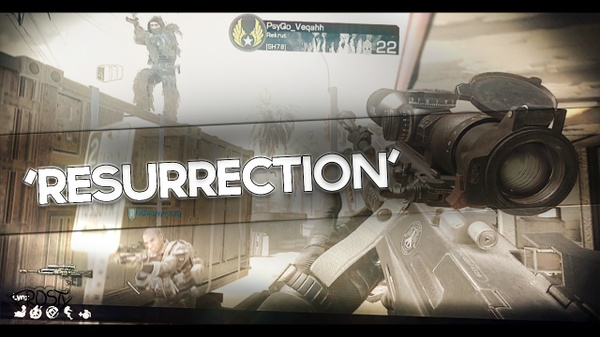 'Resurrection' project file and all files
