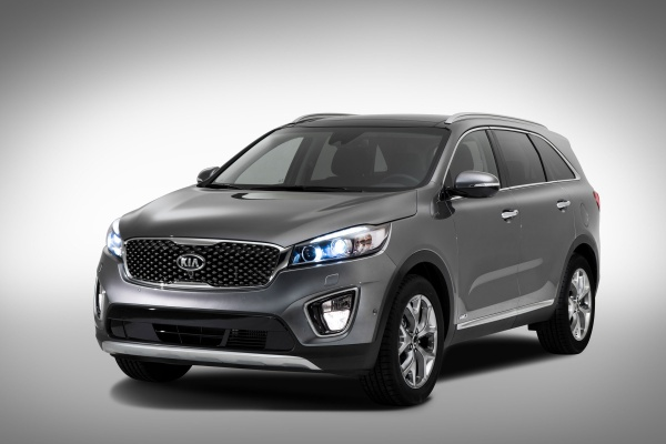 Kia Sorento 2015 Workshop Service Repair Manual