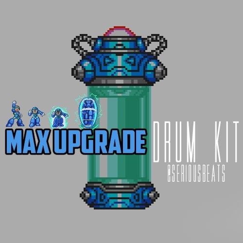 Max Upgrade Drumkit