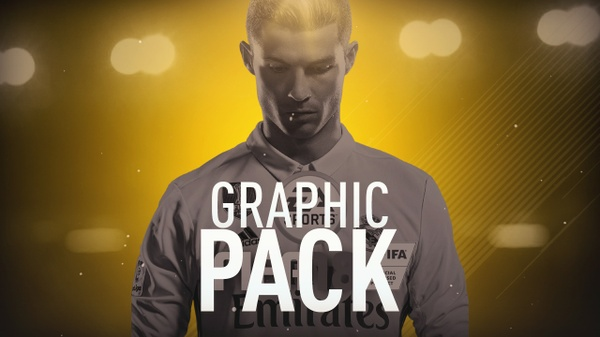 FIFA 18 GRAPHIC / RESOURCES PACK !