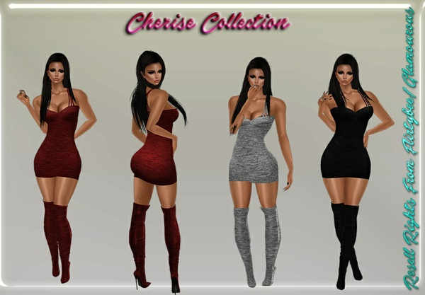 Cherise Collection Catty Only!!!