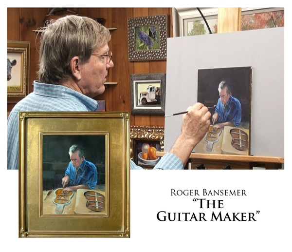 The Guitar Maker