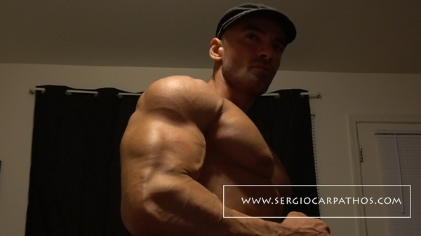 Sergio Muscle Blast Part 2