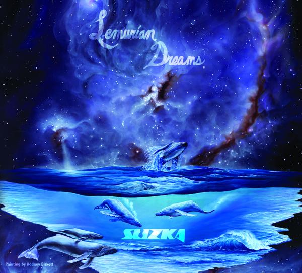 Suzka - Lemurian Dreams