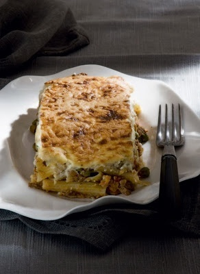 Carrot Curry Pastitsio