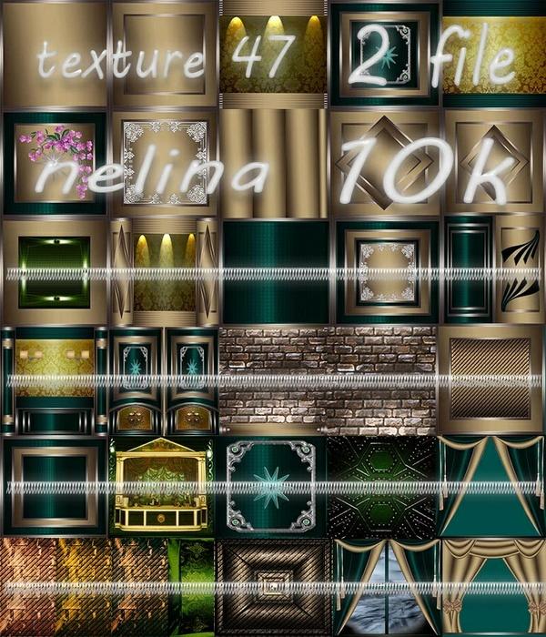 nelina 47  texture 5USD