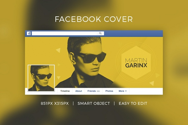 Dj Facebook Cover V6