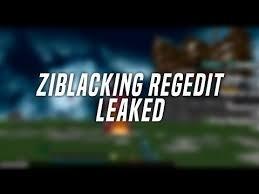 Ziblacking V2.reg