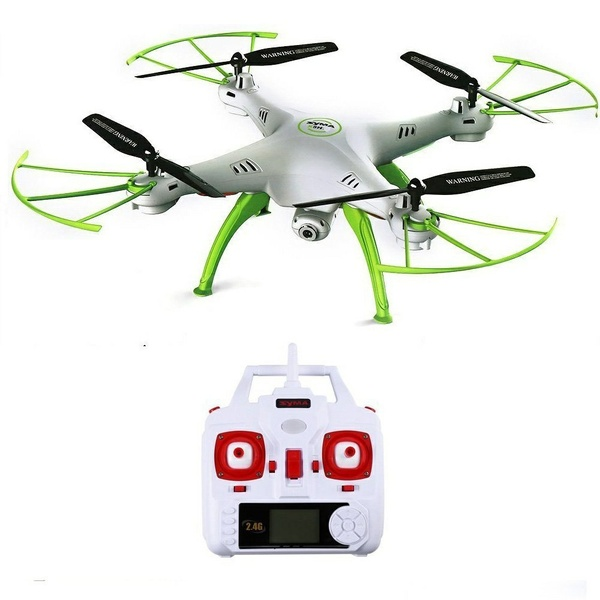 SAMLOO X5HC 2.0MP HD CAMERA RC Quadcopter