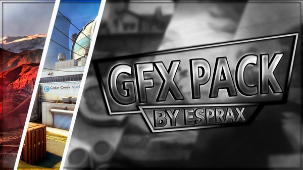 GFX PACK | 5K SUBS!! [BY ESPRAX]