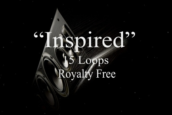 """Inspired"" 15 Loops Royalty Free"