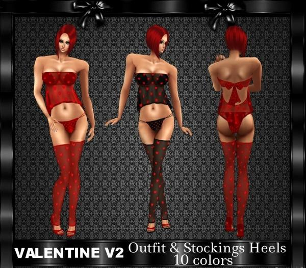 VALENTINE V2