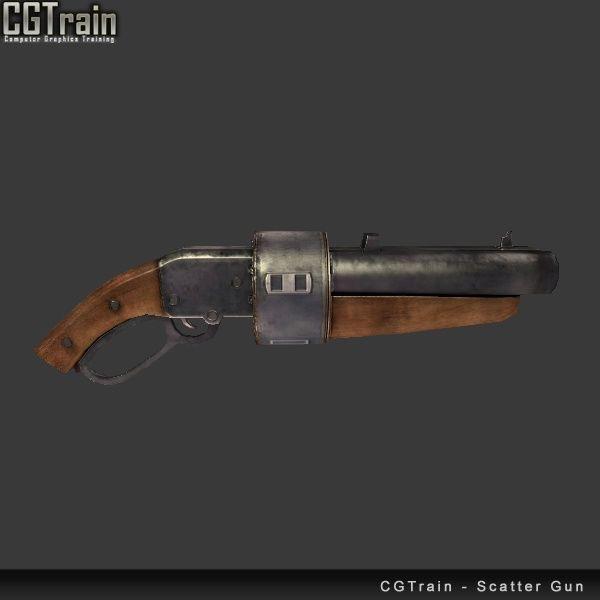 Scatter Gun