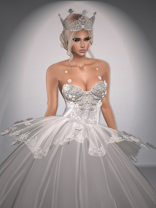 .:Vivi Wedding Dress:.