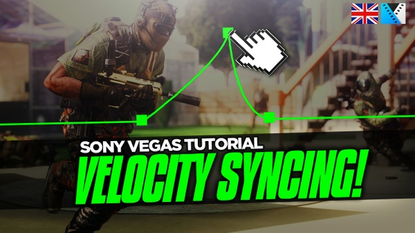 Velocity Syncing - Vegas 14 Project File!
