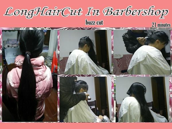 buzz cut