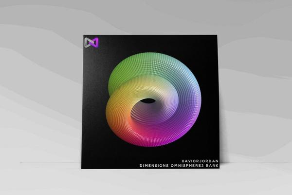AudioTrap XaviorJordan Dimension Omnisphere