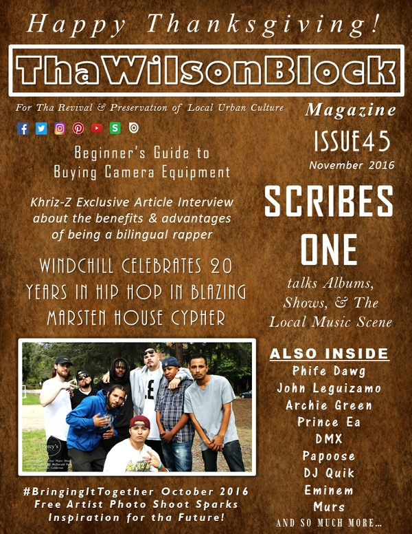 ThaWilsonBlock Magazine Issue45