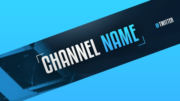 Free Clean Youtube Tech Banner