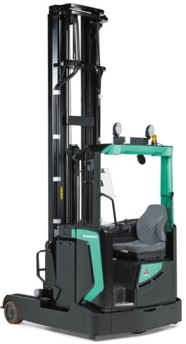 Mitsubishi Reach Truck RB14N2, RB16N2, RB20N2, RB25N2 (H)(S)(C)(X) Workshop Service Manual