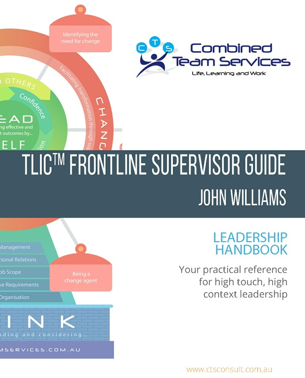 TLIC™ Frontline Supervisors Guide