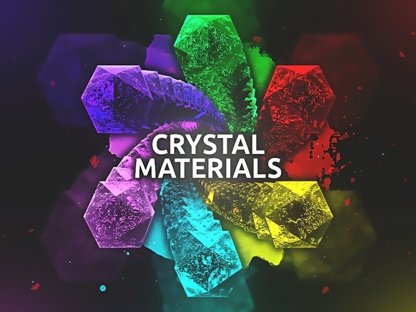 Ex. Crystal Materials