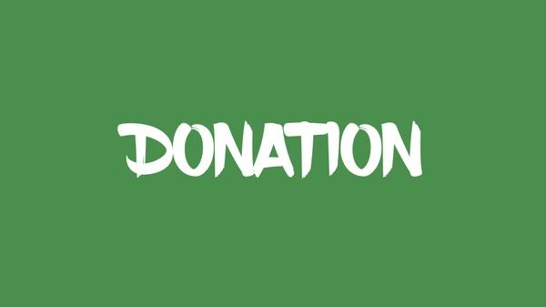 ♥️ DONATION ♥️