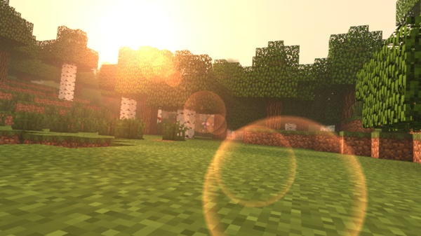 Lightroom & Renders Settings For Intros Minecraft