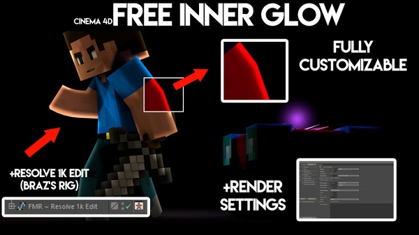 Free Inner Glow