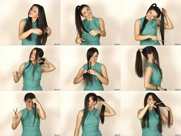 Biljana Hair & Scissor Play