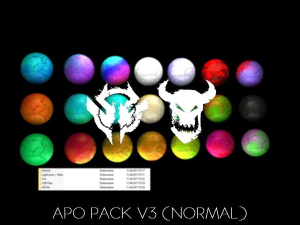 APO PACK V3 BY DEVIIL (NORMAL EDITION)