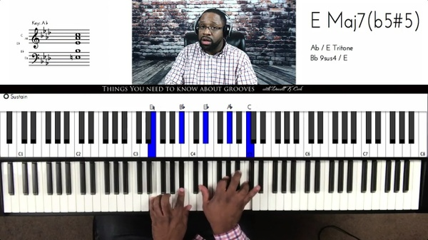 Gospel Piano Core Training