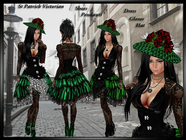 St Patrick Victorian